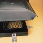 Chimney Cap Mounting Brackets