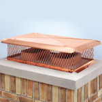 Copper Multi-Flue Chimney Caps