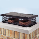 Galvanized Multi-Flue Chimney Cap